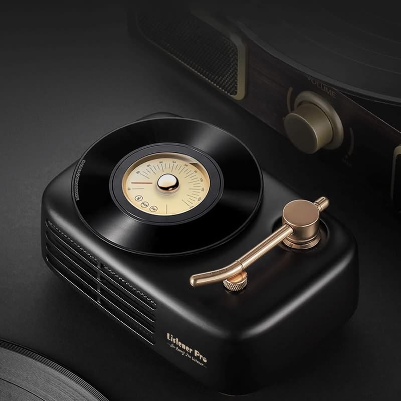Retro Bluetooth Speaker LP-WS100R (4)